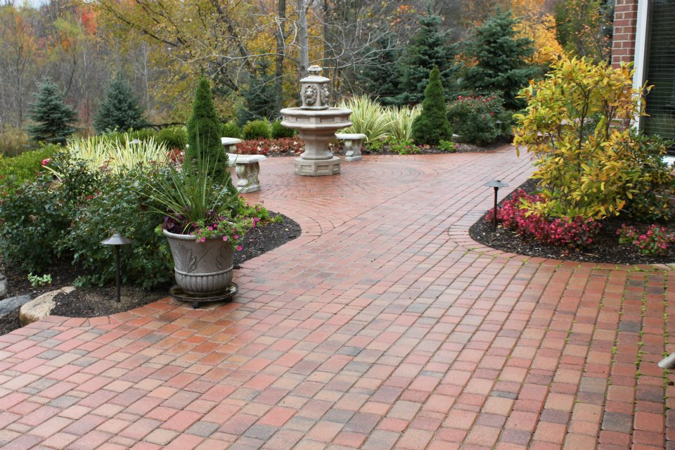 Private Residence | Patio | Brickscape