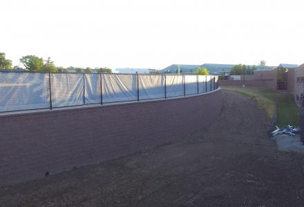 Segmental Retaining Wall