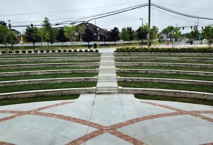 Auburn Hills Ampitheater